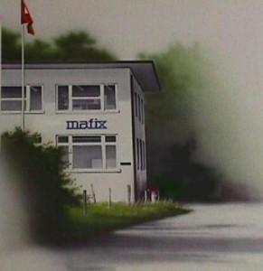 Brush Mafix Gebäude